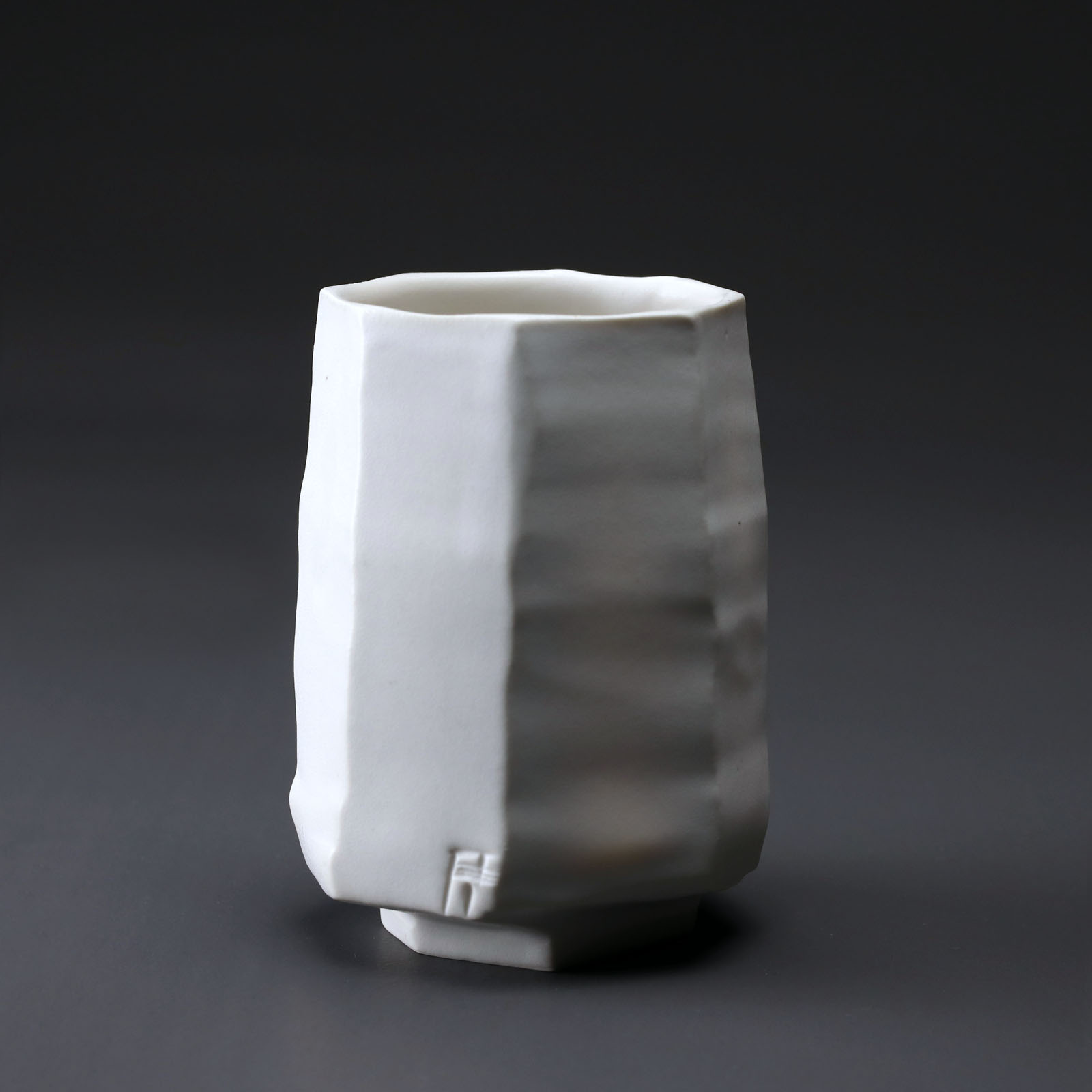 bol h 936 en céramique, porcelaine émaillée blanc