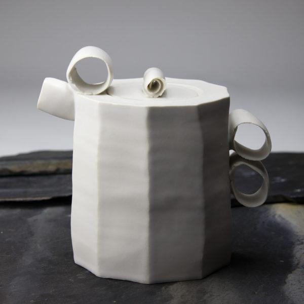 Théière Ote en porcelaine émaillée